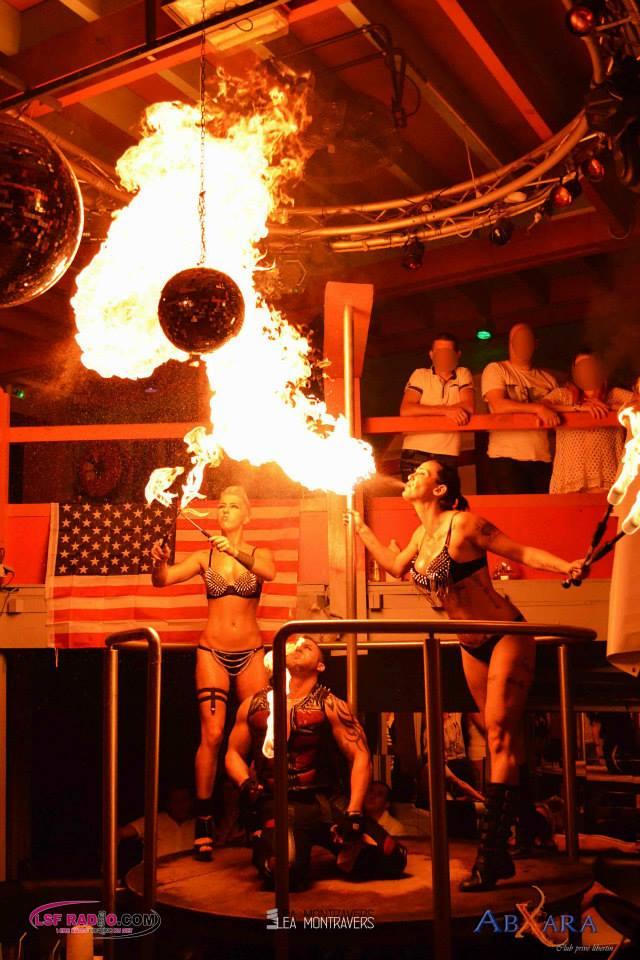 Photo 3 Ce soir, LSF vous met le feu !