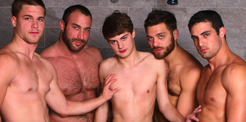 Naked male gay twink swimmers i then 5