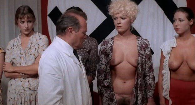 Ach ! Fous auriez pu rasser tous ces filains poils afant d'arrifer, matemoisselle !