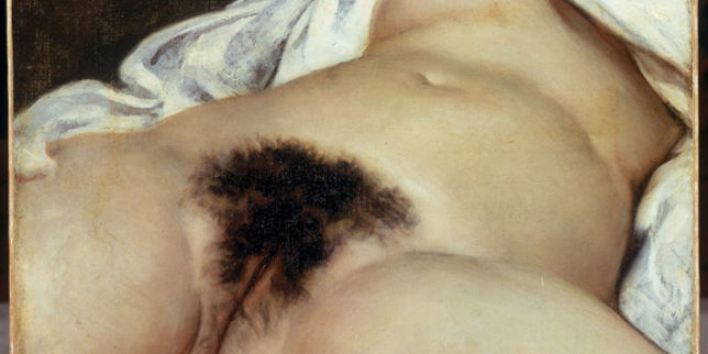 L'Origine du Monde, G. Courbet