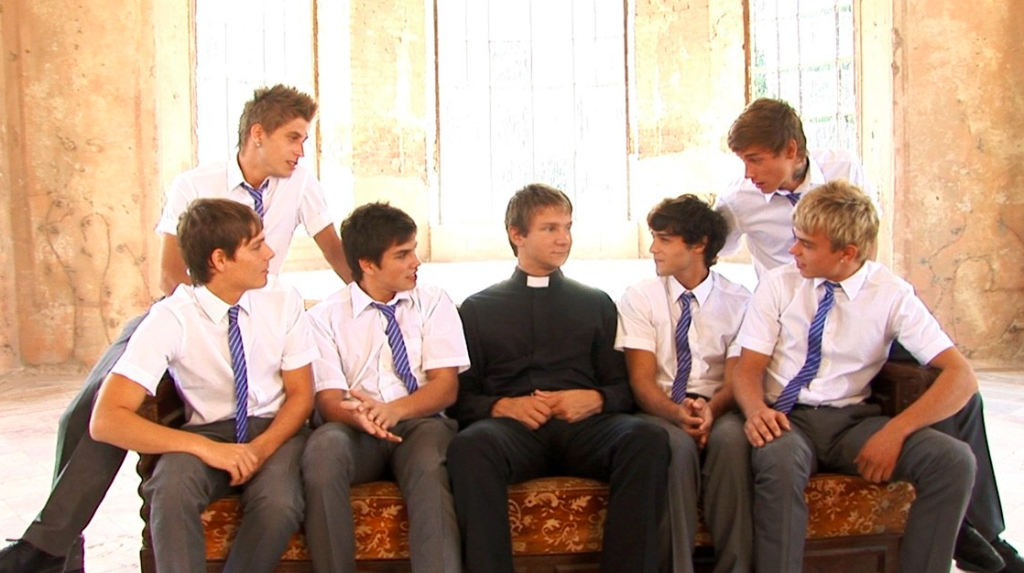 scandale gay vatican
