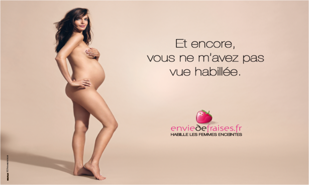 La Voix du X - Baiser quand elle est enceinte - Visuel (1)