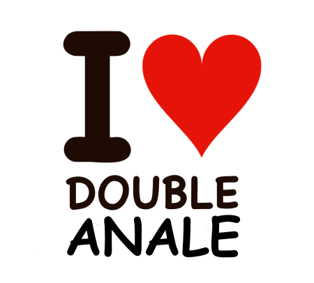 I LOVE ANALE