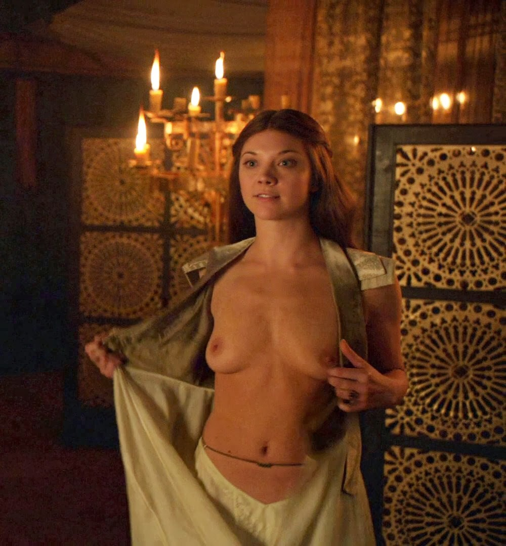 Natalie dormer game of thrones topless