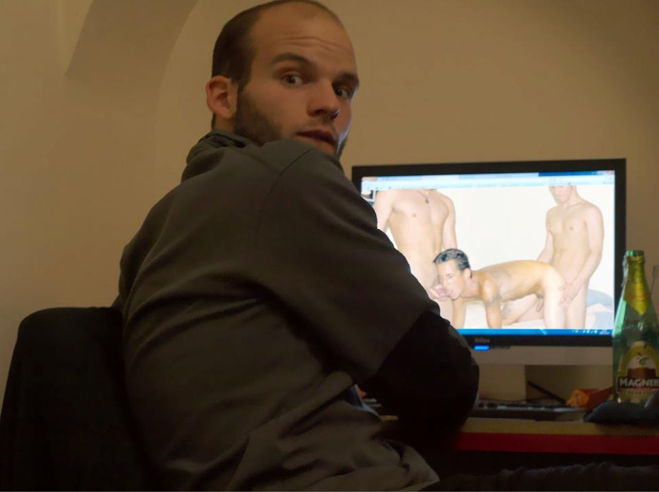 straight guy watch gay porn caballos con porn