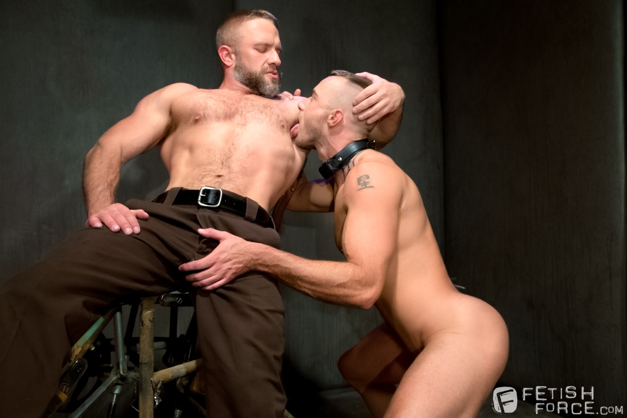 blow job gay domination