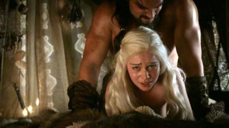 La Voix du X - Du nu dans Game of Thrones - Visuel (1)