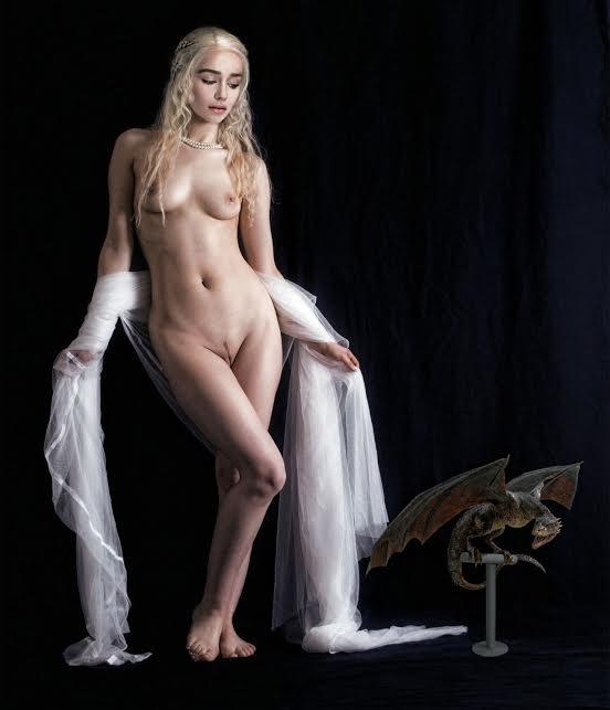 La Voix du X - Du nu dans Game of Thrones - Visuel (4)
