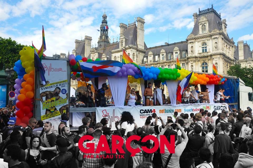 Presse gay : Garon Magazine fte ses 1 ans ! La Voix du X