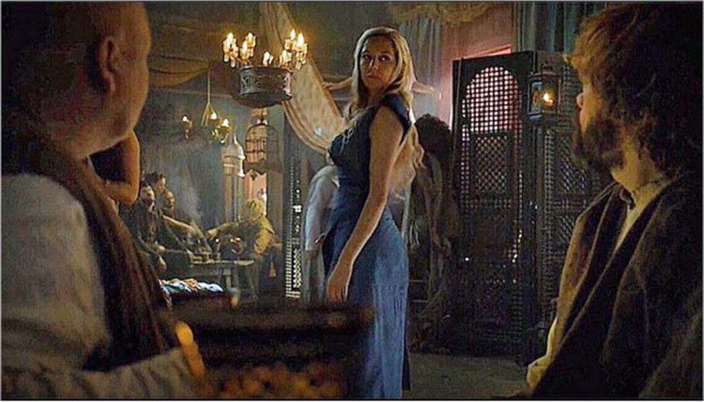 La Voix du X - Samantha Bentley, une actrice X dans Game of Thrones - Visuel (6)