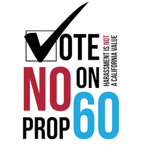 No on prop60