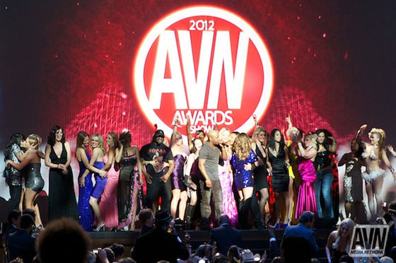 le-bouquet-final-des-avn-awards-lors-de-l-edition-2012