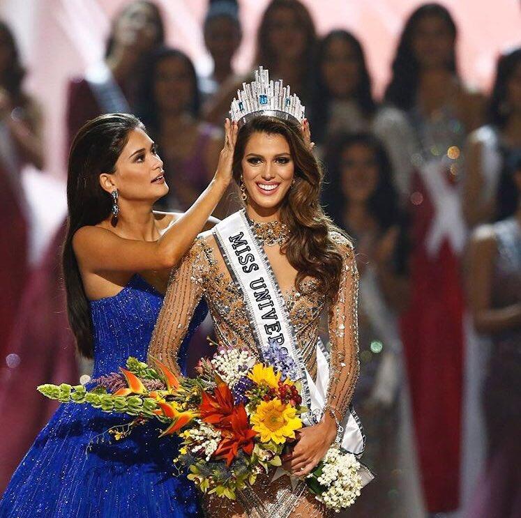 LVDX - Miss Univers est Française - Visuel (2) - Couronnement