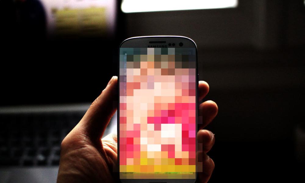 Smartphone Porno