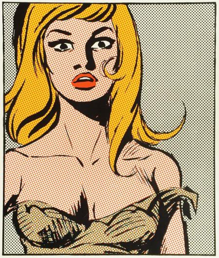 Barbarella, première héroïne « pour adultes ». © 1964 Le Terrain Vague, Forest.