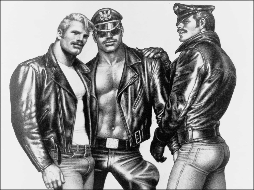 LVDX - GAY - ILLUSTRATION - Tom of Finland - Visuel (1) - Une