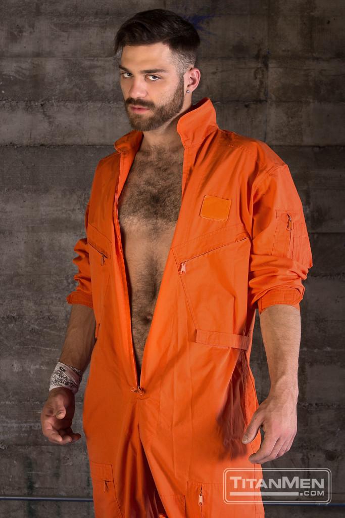 LVDX - SOCIETE - Gay en prison - Visuel (7) - Tommy Defendi dans Jail Break
