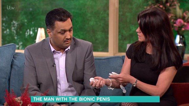 LVDX - US 31 - L'homme au pénis bionique - Visuel (5) - L'opération de Mohammed a passionné les médias