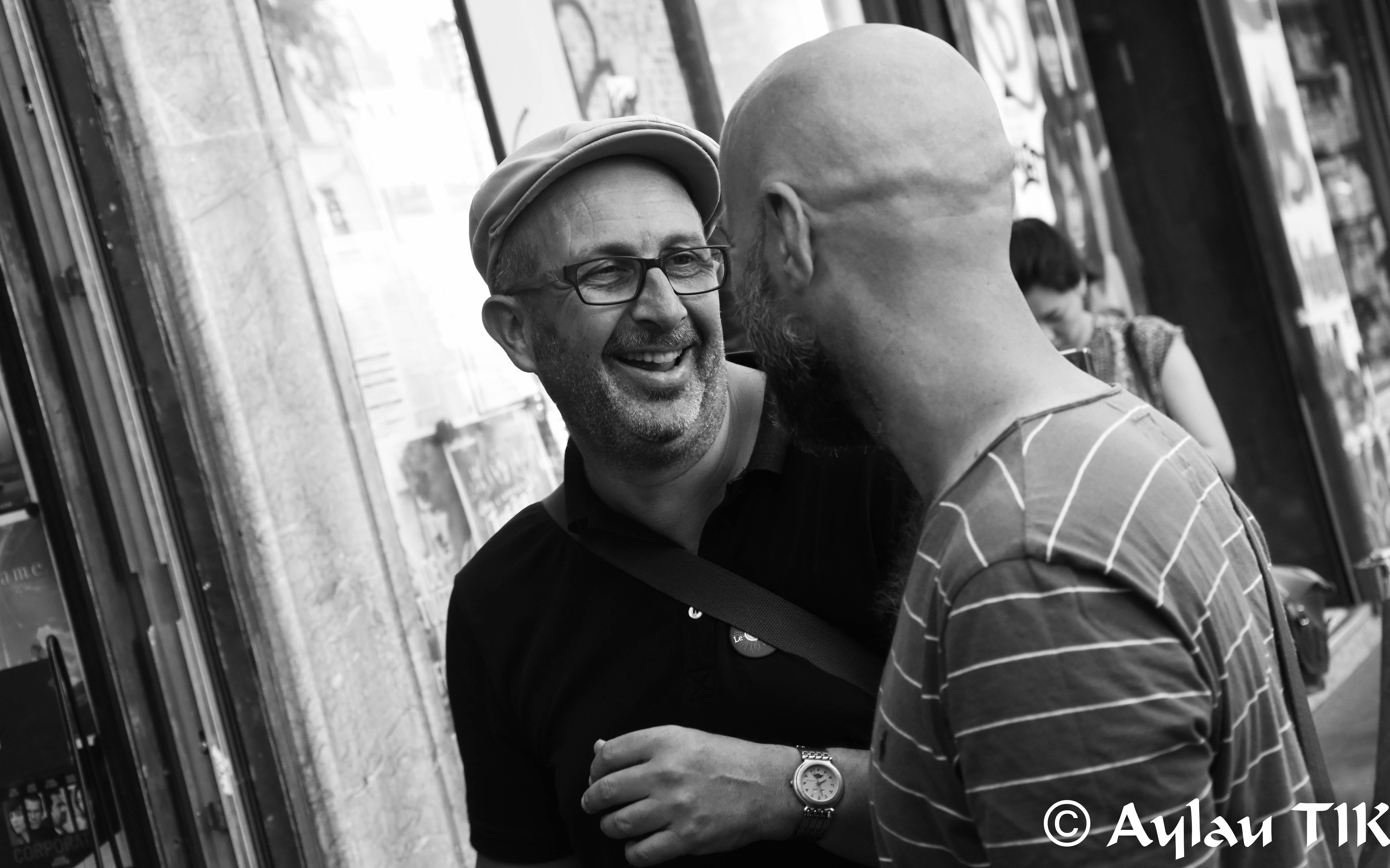 LVDX - GAY - Années sida à l'écran - Visuel (2) - Didier Roth-Bettoni