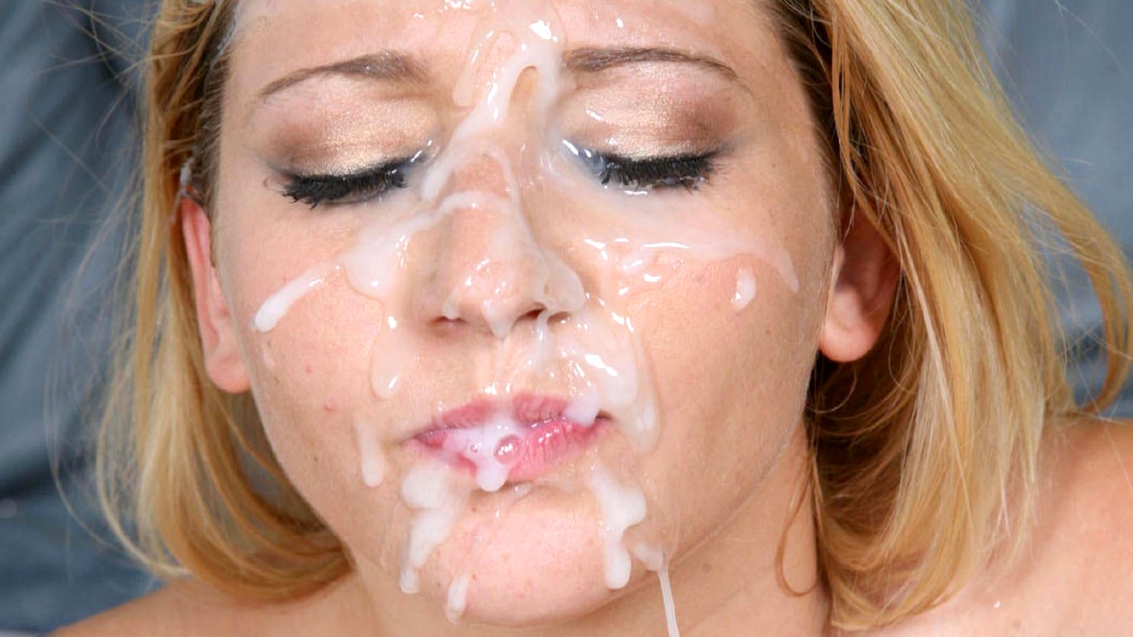 Facial cum shot porn videos #5