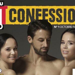 Un nouveau magazine : HotVidéo Confessions