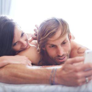 L'art du sexfie, pour elle… et lui