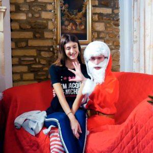 [Vidéo #23] L'interview Père Noël de Lina Luxa