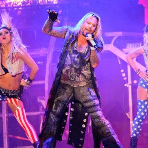 Mötley Crüe en dix chansons porno